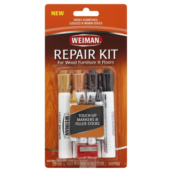 Weiman Repair Kit Wood Furniture Floors 9 Ea From Jewel Osco