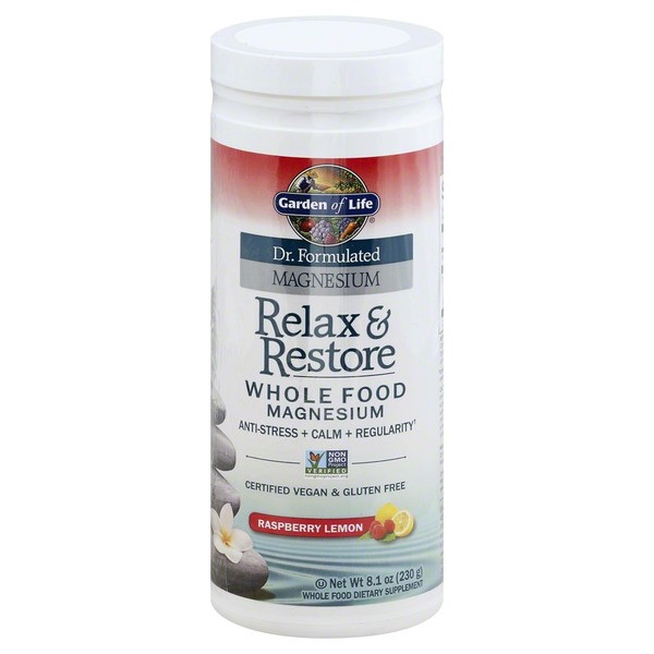 how if have life deficiency garden to restore relax dr giveaway formulated i lg spot supplement and asked flavors magnesium of you
