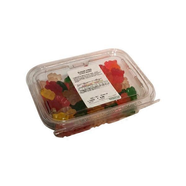 sugar free gummi bears package 1 lb from sprouts farmers market