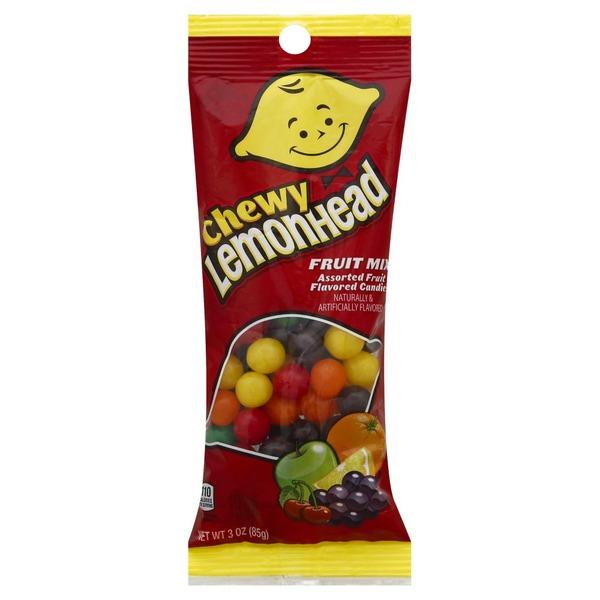 Lemonheads Candies, Fruit Mix (3 oz) from Food Lion - Instacart