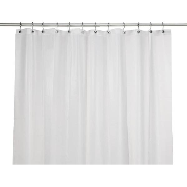 Everyday Living 4 Gauge Shower Curtain Liner Frost