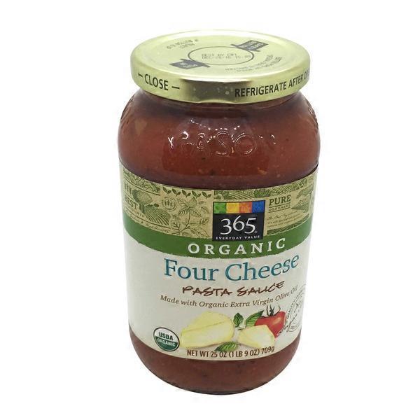 Organic cheese sauce