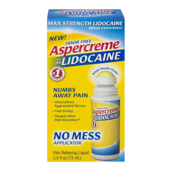 Aspercreme Pain Relieving Liquid (2 5 fl oz) from H-E-B - Instacart