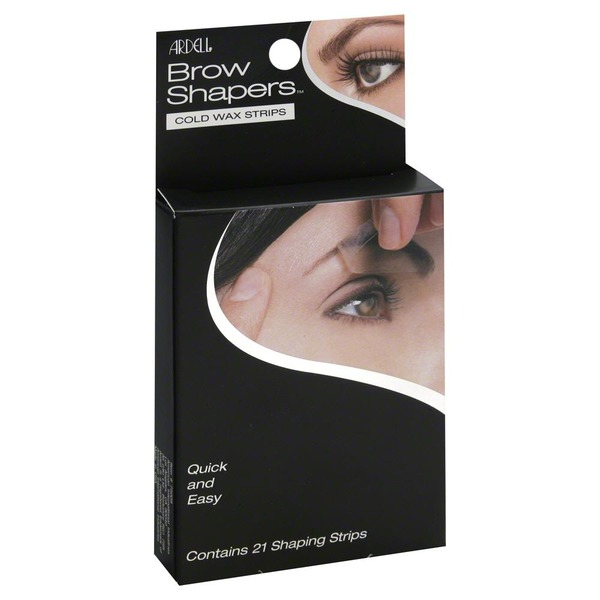 Ardell Brow Shapers Cold Wax Strips 1 Ct From Kroger Instacart