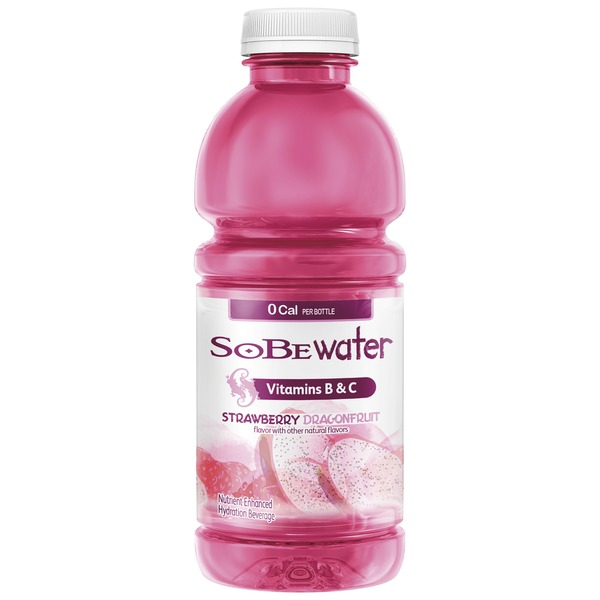 1e8e47a1e3 SoBe Water Strawberry Dragon Fruit Beverage from Randalls - Instacart