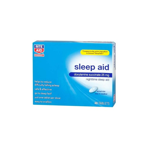 sleep at Rite Aid® Pharmacy - Instacart