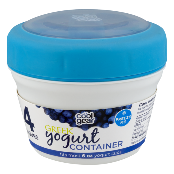 Cool Gear Greek Yogurt Container (1 ct) from Stop & Shop