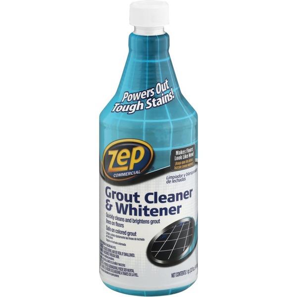 Zep Grout Cleaner Whitener 1 Qt Instacart