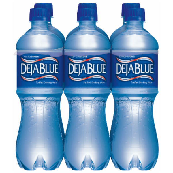 5504d03696 Deja Blue Purified Drinking Purified Water (16.9 fl oz) from Randalls -  Instacart