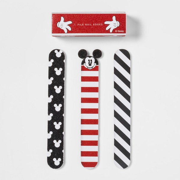 Disney Mickey Mouse & Friends Mickey Mouse Nail File Set (4 ct) from ...