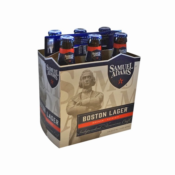 samuel adams boston lager from cvs pharmacy instacart