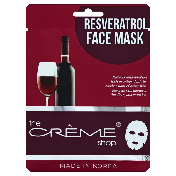 The Creme Shop Face Mask, Resveratrol (1 oz) from CVS