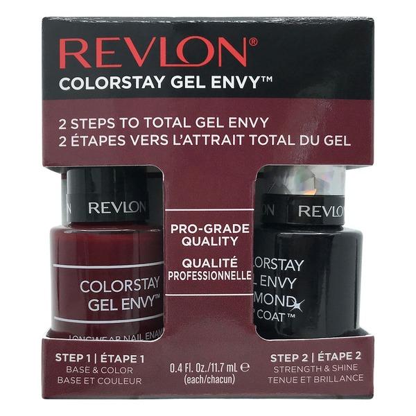 ColorStay Revlon ColorStay Gel Envy Longwear Nail Enamel Queen of ...