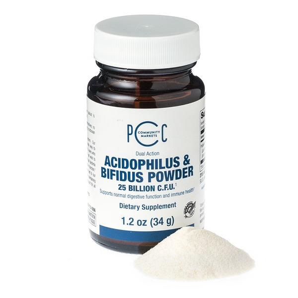PCC Multiple Sclerosis Acidophilus & Bifidus Powder (1 2 oz) from