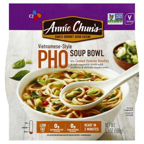 Annie Chuns Vietnamese-Style Pho Soup Bowl (5 9 oz) from