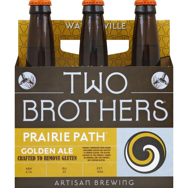 Two Brothers Beer, Golden Ale, Prairie Path