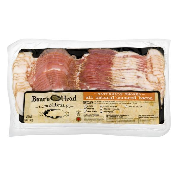 Mine very Fat free bacon talk