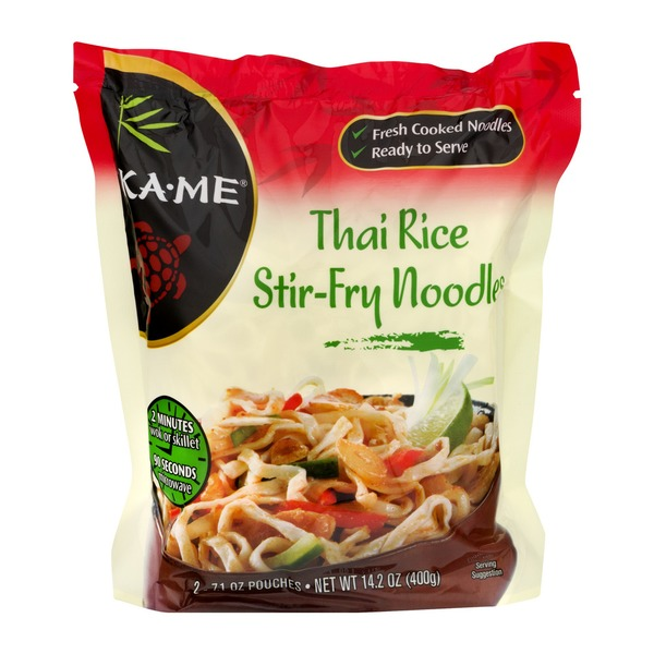 How to cook fresh rice noodles for pad thai