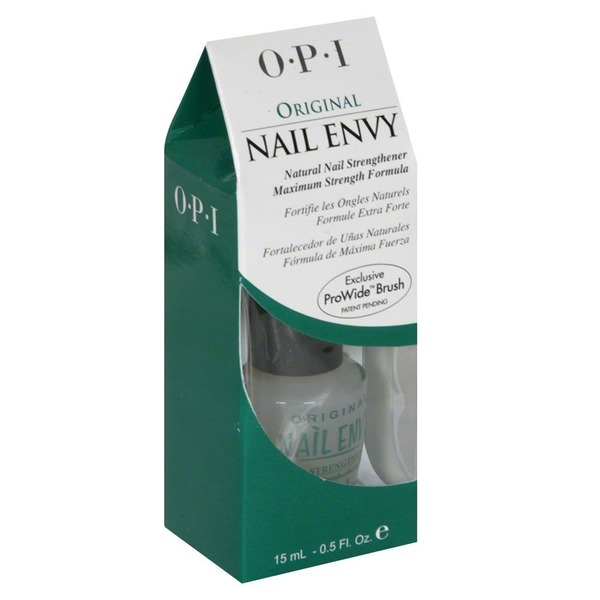 OPI Nail Envy Nail Strengthener from Target - Instacart