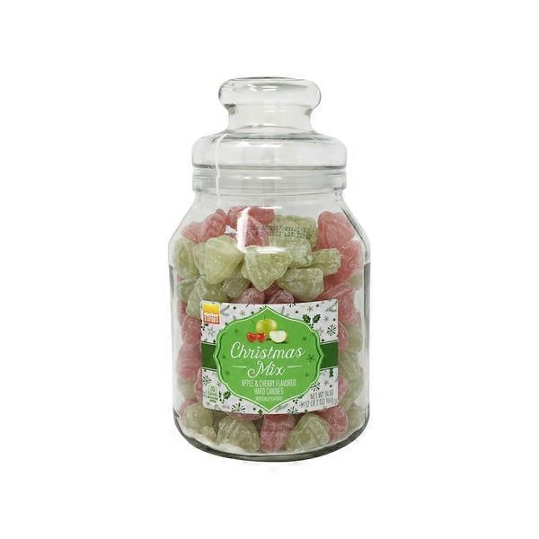 Heller & Strauss Christmas Mix Hard Candies Apple & Cherry
