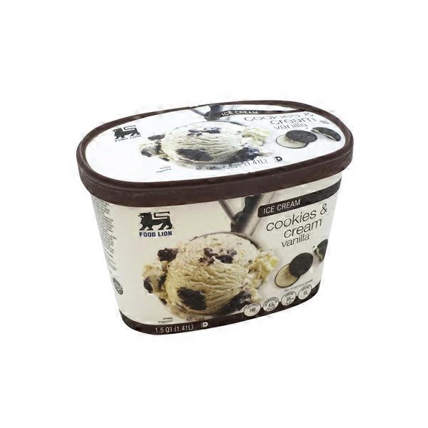 Vanilla Ice Cream And Chocolate