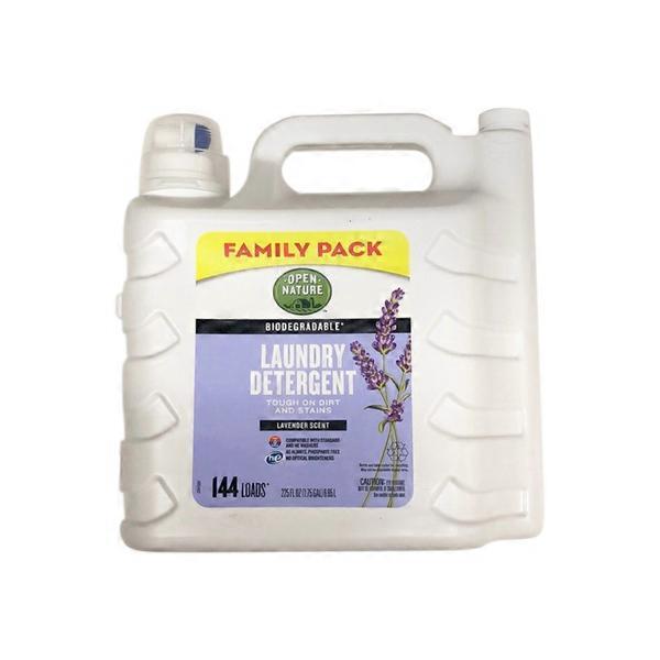 Open Nature Laundry Detergent Lavender Scent 225 Fl Oz Instacart
