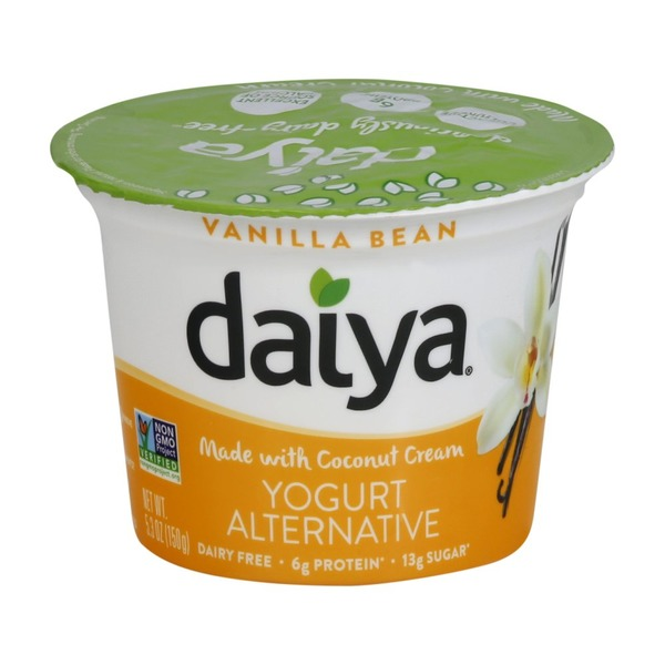 Daiya Yogurt Alternative, Vanilla Bean