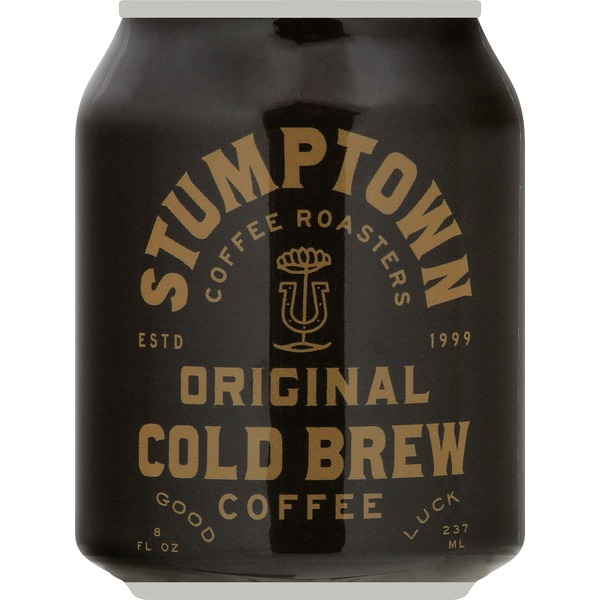Stumptown Coffee Cold Brew Original 8 Fl Oz Instacart