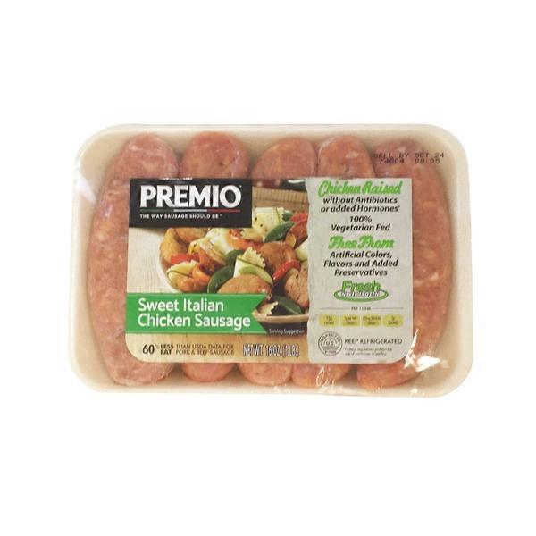 recipe: premio chicken sausage with kale [17]