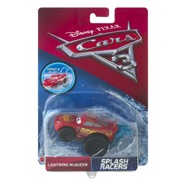 Mattel Disney Pixar Cars 3 Splash Racers Lightning McQueen