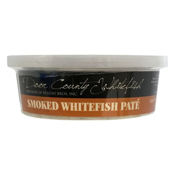 Door County Smoked Whitefish Pate