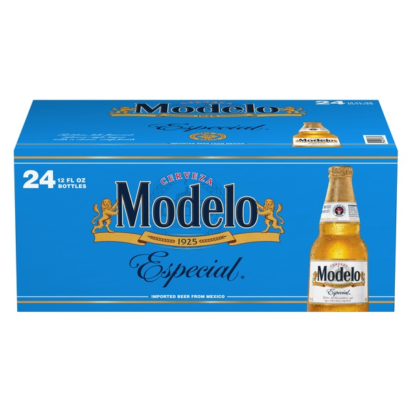 Modelo Especial Mexican Import Beer 12 Fl Oz From Bjs