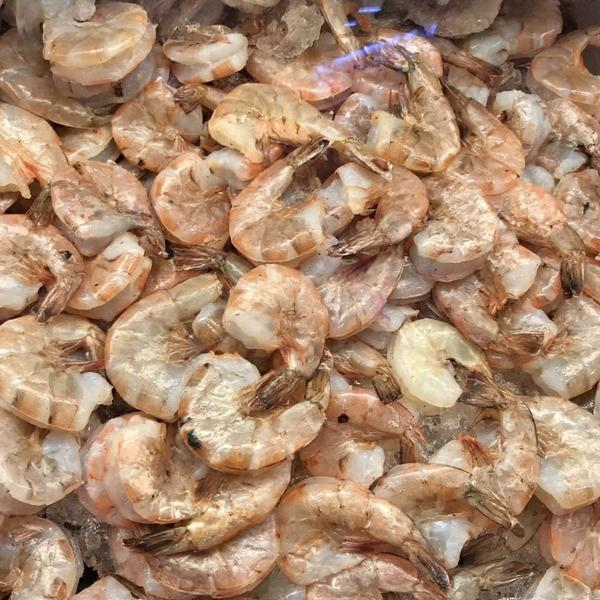 16 20 Count Previously Frozen Raw Jumbo Shrimp Per Lb From
