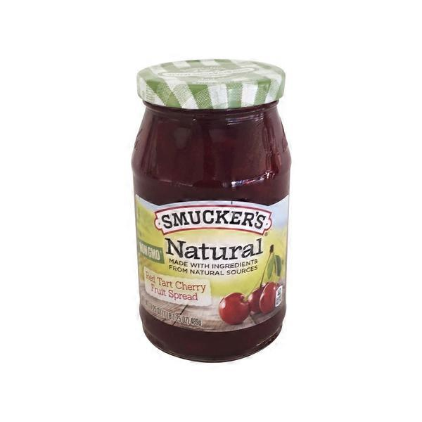 Smucker's Red Tart Cherry Fruit Spread (17 25 oz) from Price Chopper