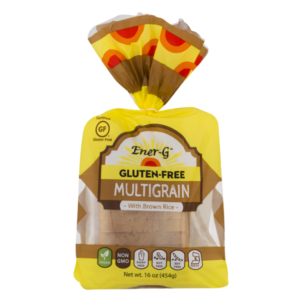 Ener-G Gluten-Free Multigrain with Brown Rice (16 oz) from