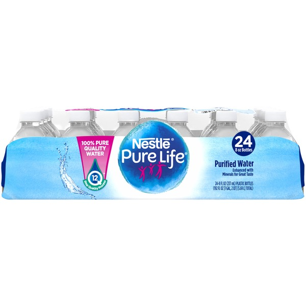 Nestlé Pure Life Purified PURE LIFE Purified Water from Ralphs