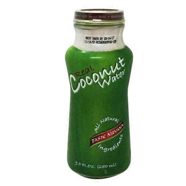 Taste Nirvana Coconut Water Whole Foods