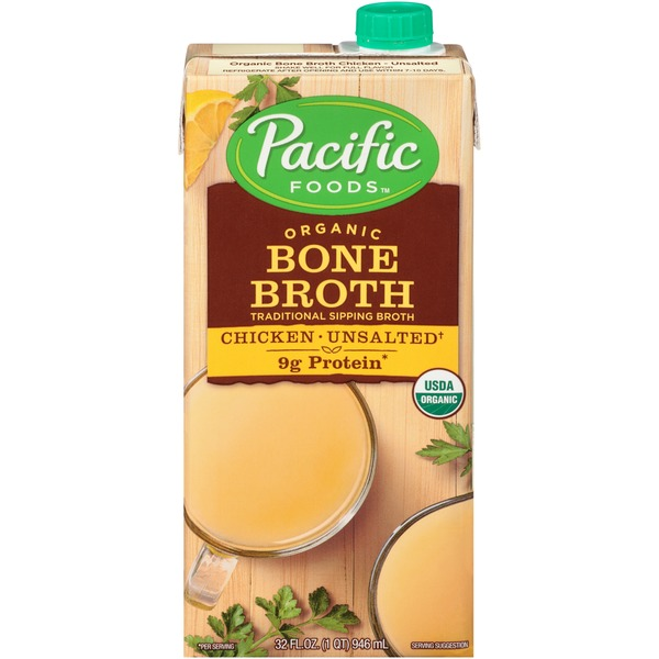 Pacific Organic Unsalted Chicken Pacific Organic Unsalted Chicken