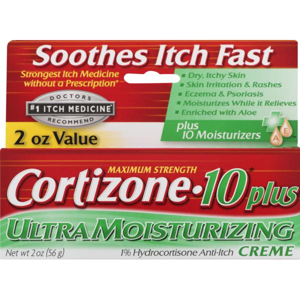 cortizone 10 plus cream