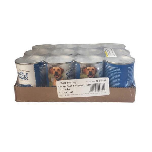 Whole Foods Market Dog Food