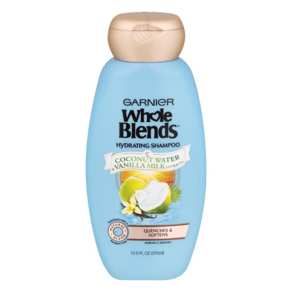 Garnier Whole Blends Hydrating Shampoo Coconut Water