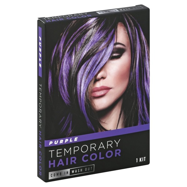 Regent Products Temporary Hair Color, Purple (1 each) from ...