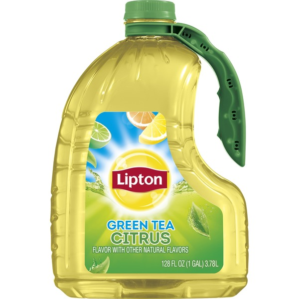 Lipton Green Tea with Citrus Iced Tea (1 gal) from Publix
