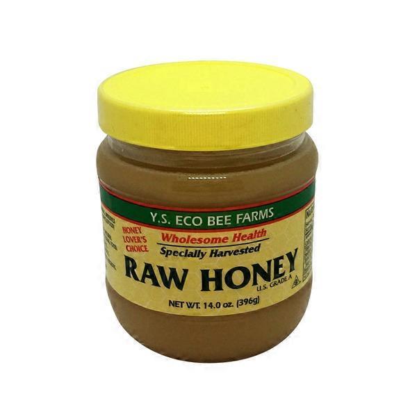 Y.S. Eco Bee Farms Grade A Raw Honey
