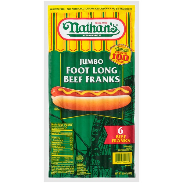 Non Beef Hot Dogs