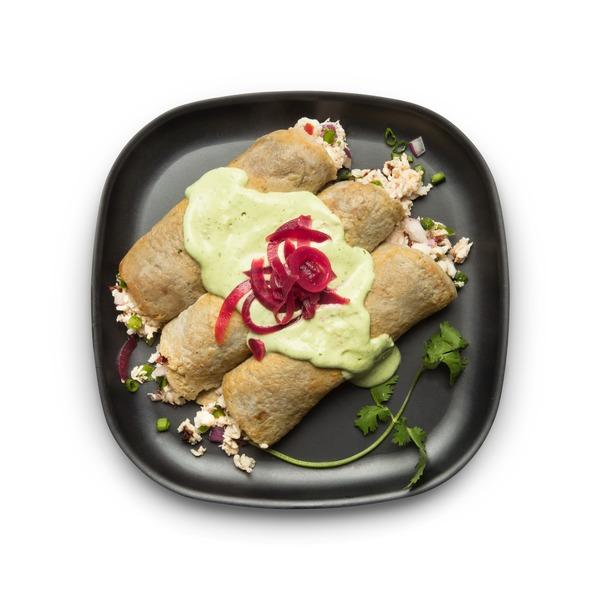 Snap Kitchen Chicken Enchiladas 99 Oz From Whole Foods Market