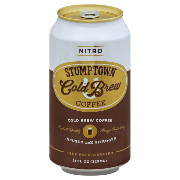 Stumptown Coffee Cold Brew Nitro 11 Fl Oz Instacart