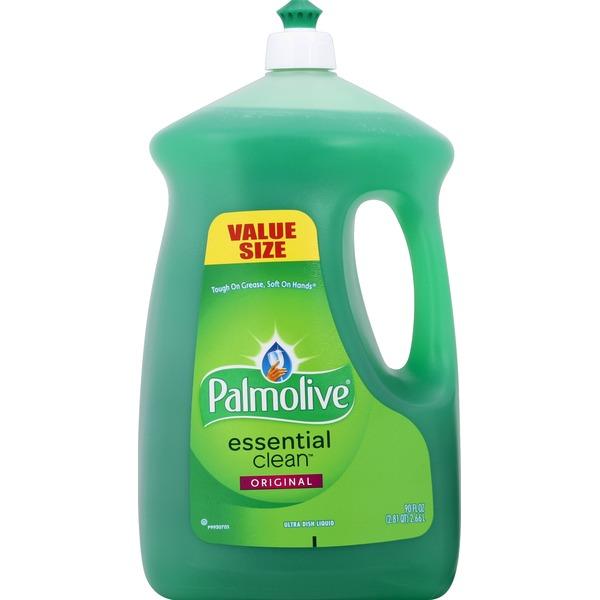 Palmolive Dish Liquid, Ultra, Original, Value Size