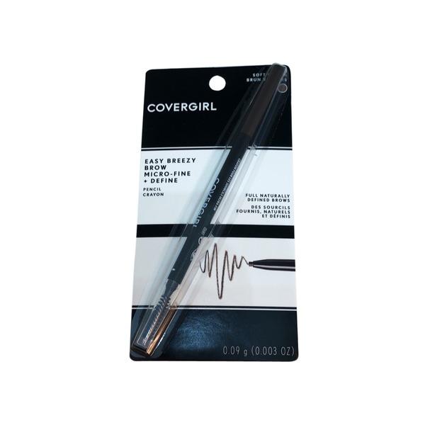 16e50d21b9a CVS Pharmacy®. CoverGirl 710 Soft Brown Easy Breezy Brow Micro Fine Define  Brow Pencil