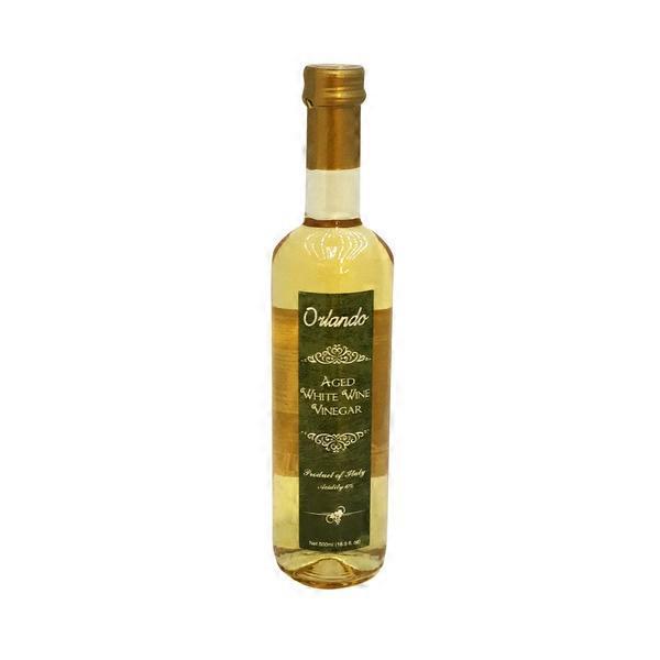 Orlando Aged White Wine Vinegar (16 9 fl oz) from Kroger